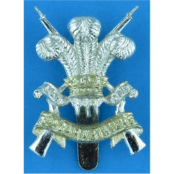 3rd Carabiniers (Prince Of Wales's Dragoon Guards)   Anodised Staybrite army cap badge