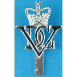 5th Royal Inniskilling Dragoon Guards 1952-1922  Anodised Staybrite army cap badge