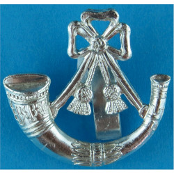 Light Infantry Brigade - Also Worn By Light Infantry   Anodised Staybrite army cap badge