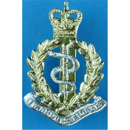 Southampton University OTC Not 'A/A' In K & K  Anodised Staybrite army cap badge