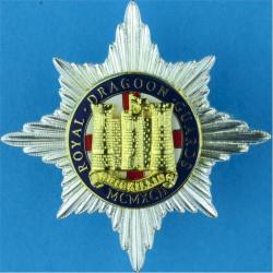 Kenya Army Chaplain   Anodised Officers' metal cap badge