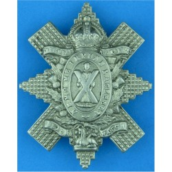West Yorkshire Regiment (The Prince Of Wales's Own)   Bi-metallic Other Ranks' metal cap badge