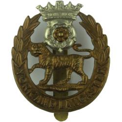 Wiltshire Regiment (Duke Of Edinburgh's) AEA Cipher  Brass Other Ranks' metal cap badge