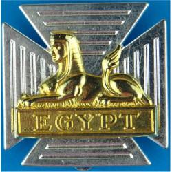 Royal Gloucestershire Berkshire & Wiltshire Regiment Full Size - 41mm  Bi-metallic Other Ranks' metal cap badge
