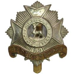 6th Bn (Hauraki) Royal New Zealand Infantry Regiment Brass Other Ranks' metal cap badge