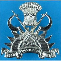 Royal Regiment Of Scotland Bi-metallic Other Ranks' metal cap badge
