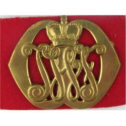 Royal Canadian Sea Cadets Cap-Tally Woven Naval cap badge or cap tally