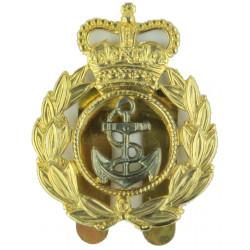 Combined Cadet Force Cap-Tally Woven Naval cap badge or cap tally