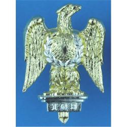 Royal Dragoons (1st Dragoons) FR - Eagle  Anodised Staybrite collar badge