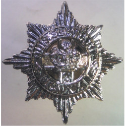 Shropshire Yeomanry  with Queen Elizabeth's Crown. Anodised Staybrite collar badge