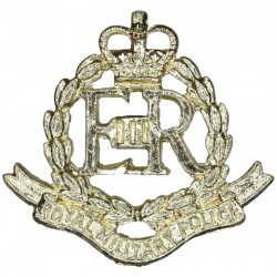 Royal Scots (The Royal Regiment) FR - Gold Colour  Anodised Staybrite collar badge