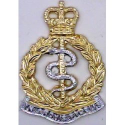 Gloucestershire Regiment FR - 1957-1994 Anodised Staybrite collar badge