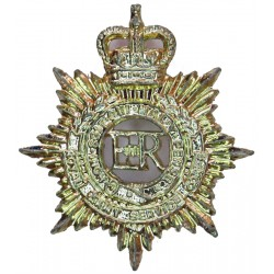 Wessex Regiment (Volunteers) - Wyvern FR - Gold Colour Anodised Staybrite collar badge