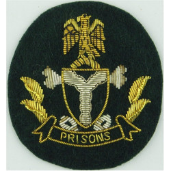 USA: South Carolina Department Of Corrections Arm Badge  Embroidered Overseas Police, Prison or Corrections insignia