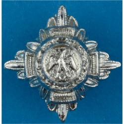 Nigeria Police Rank Star - Eagle FL 13mm Side  Chrome-plated Overseas Police, Prison or Corrections insignia