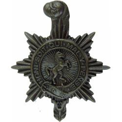 Princess Of Wales's Royal Regiment FR - Post-1993  Bronze Other Ranks' collar badge