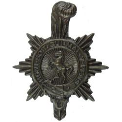 Princess Of Wales's Royal Regiment FL - Post-1993  Bronze Other Ranks' collar badge