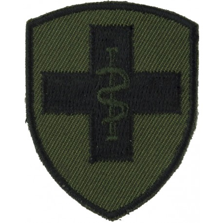 Military Shoulder Patches - MILITARY