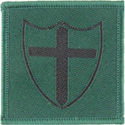Army Materiel Command Colour  Embroidered US Army shoulder sleeve insignia - SSI