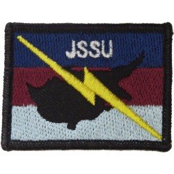 2nd Signal Brigade Colour Embroidered US Army shoulder sleeve insignia - SSI