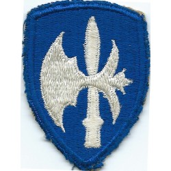 20th Engineer Brigade Subdued  Embroidered US Army shoulder sleeve insignia - SSI