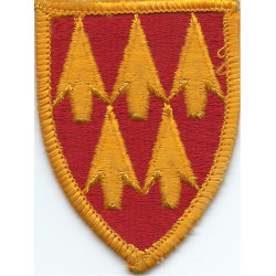 7th Medical Brigade Colour Embroidered US Army shoulder sleeve insignia - SSI