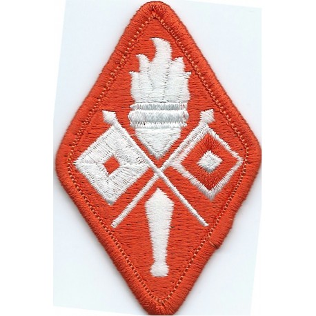 18th Engineer Brigade Colour Embroidered US Army shoulder sleeve insignia - SSI
