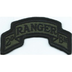 Fourth Army Colour  Embroidered US Army shoulder sleeve insignia - SSI