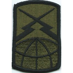 Field Artillery School Subdued  Embroidered US Army shoulder sleeve insignia - SSI