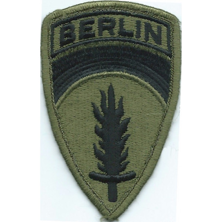 7th Transportation Command Subdued  Embroidered US Army shoulder sleeve insignia - SSI