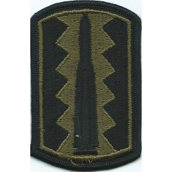 3rd Logistic Command Subdued Embroidered US Army shoulder sleeve insignia - SSI