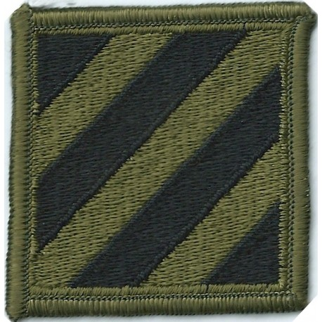 101st Airborne Division (with Airborne Title) Colour Embroidered US Army shoulder sleeve insignia - SSI