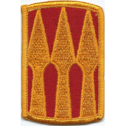 7th Medical Command Colour Embroidered US Army shoulder sleeve insignia - SSI