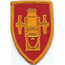 19th Expeditionary Sustainment Command (Korea) Colour Embroidered US Army shoulder sleeve insignia - SSI