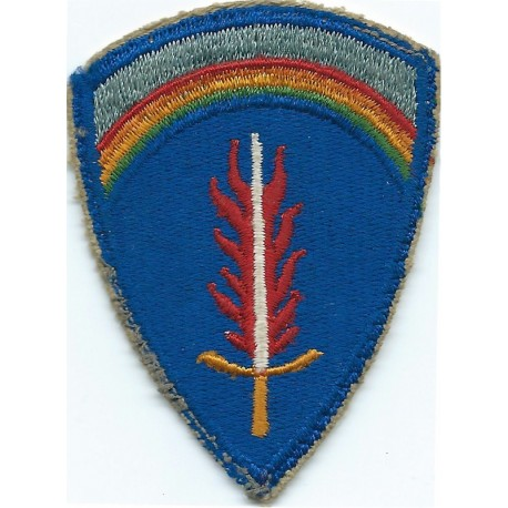 59th Ordnance Brigade Colour  Embroidered US Army shoulder sleeve insignia - SSI