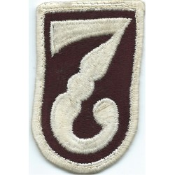205th Military Intelligence Brigade Colour Embroidered US Army shoulder sleeve insignia - SSI