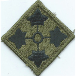 30th Armored Brigade Subdued  Embroidered US Army shoulder sleeve insignia - SSI