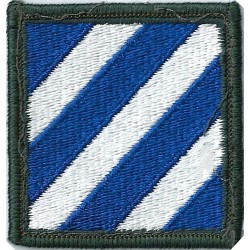 29th Infantry Division Colour Embroidered US Army shoulder sleeve insignia - SSI