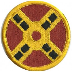157th Infantry Brigade Colour Embroidered US Army shoulder sleeve insignia - SSI