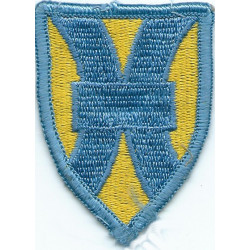 1st Support Brigade Vietnam Colour  Embroidered US Army shoulder sleeve insignia - SSI