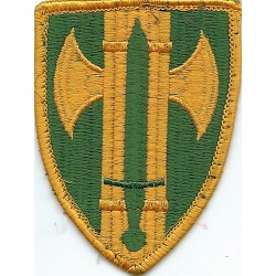 18th Military Police Brigade Colour  Embroidered US Army shoulder sleeve insignia - SSI