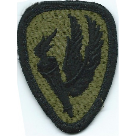 103rd Support Brigade Vietnam Subdued  Embroidered US Army shoulder sleeve insignia - SSI