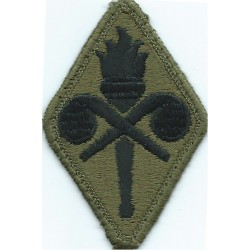 47th National Guard Division Subdued  Embroidered US Army shoulder sleeve insignia - SSI