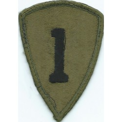 1st Personnel Command Subdued  Embroidered US Army shoulder sleeve insignia - SSI