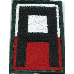 1st Special Operations Subdued Embroidered US Army shoulder sleeve insignia - SSI