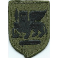7th Army Reserve Command Colour  Embroidered US Army shoulder sleeve insignia - SSI