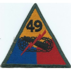 704th Military Intelligence Brigade Colour - Formed 1988 Embroidered US Army shoulder sleeve insignia - SSI