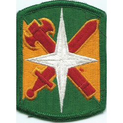 14th Military Police Brigade Colour  Embroidered US Army shoulder sleeve insignia - SSI