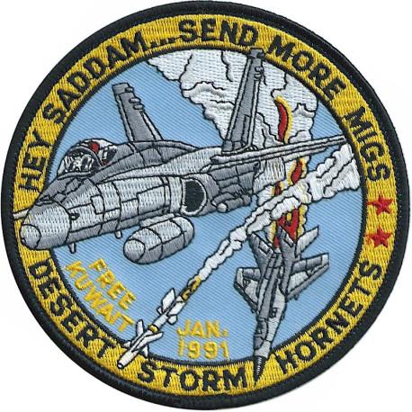 Medic Rat (idea behind 205 Gen Hosp formation sign) Red/White 2nd Patt Sticker Gulf War zap-sticker