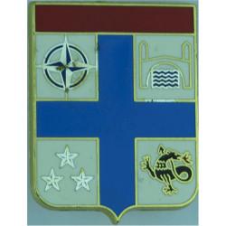 Multi-National Division South-East Based In Mostar  Enamel Balkan War memorabilia